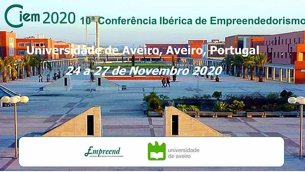 CIEM. 10ª Conferencia Ibérica de Emprendimiento